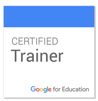 authorized Google Education Trainer